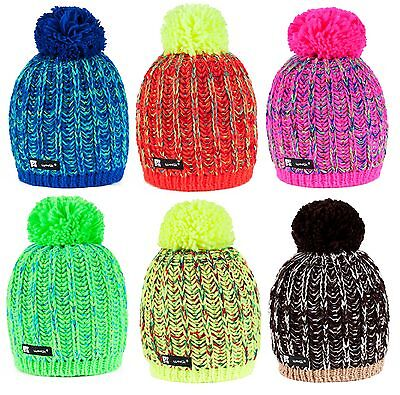Children Winter Hat Worm Kids Knitted Beanie Hats Niunio Style Girls Boys Ski