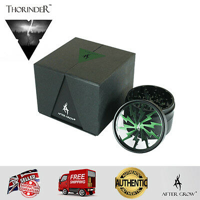 Mini Thorinder Premium Magnetic Grinder by After Grow 50mm GREEN - Genuine