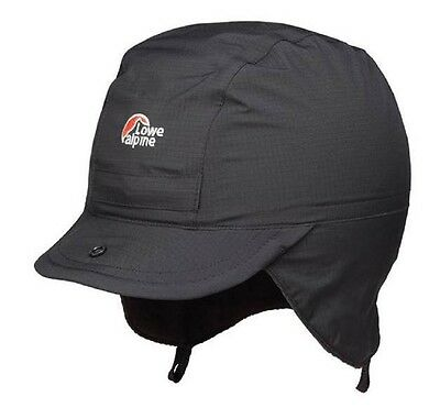 Lowe Alpine Classic Mountain Cap Size Large Colour Black