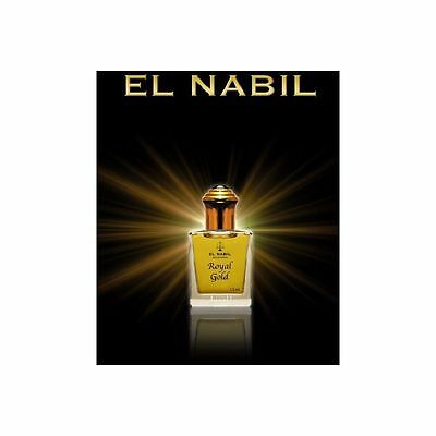 Eau De Parfum El Nabil Musc Royal Gold 15Ml