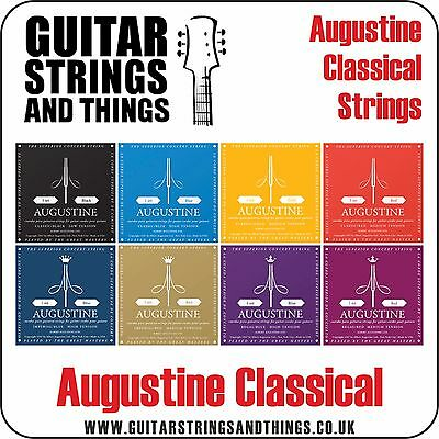 Augustine Classical Nylon Acoustic Guitar Strings