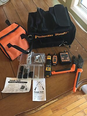 Greenlee Textron Paladin 4934 Ultimate DataReady Pro Kit with Ultimate Tool Bag