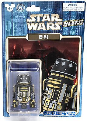 NEW Disney Parks Star Wars May 4th Revenge 5th R5-M4 Astromech Droid Factory