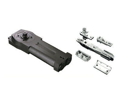 Hafele Transom Door Closer 932.79.110 DCL 704 Hold Open Double Action