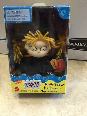 Rugrats Halloween Angelica The Witch Costume Mattel Nickelodeon