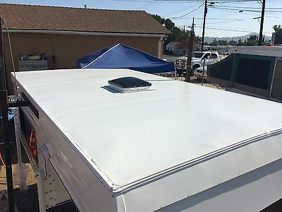 Rv Roof Metal Polar White Aluminum 329 43 Picclick Ca