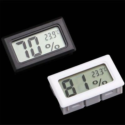 Charismatic Digital Lcd Indoor Temperature Humidity Thermometer Hygrometer Cf