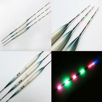 Useful Full Electric Fishing Tackle 5 Lights LED Fishing Float+ CR425 Battery