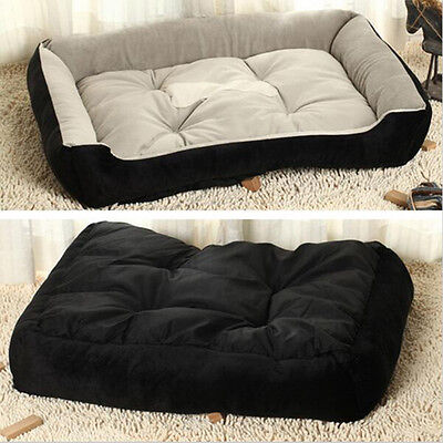 Fashion Pet Sofa Dog Bed House Home Kennel for Dogs Pet Blanket Cushion