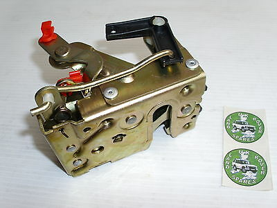 Land Rover Defender Lh Front Door Lock Catch Assembly - Fqj500250