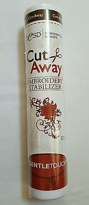 """OESD, Cut-Away Embroidery Stabilizer, GentleTouch, 10"""" x 5 yds"""