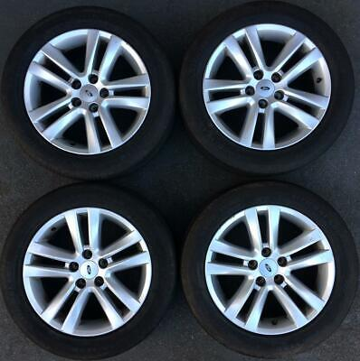 4x Ford Falcon Fairmont BA BF Ghia alloy rims wheels 17inch XT SR FG 17 inch XR6