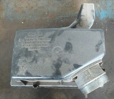 Holden Commodore 6cyl VN VP VR Air Cleaner Box