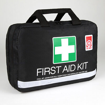 NEW 2016 St John Ambulance Large First Aid Kit - Ultimate WOH&S Compliant AUS