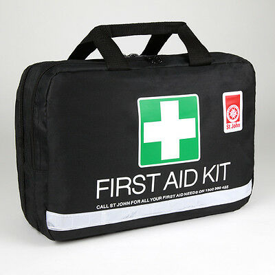 NEW 2018 St John Ambulance Large First Aid Kit - Ultimate WOH&S Compliant AUS