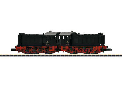 "Märklin 88770 Double diesel locomotive BR 236 DB ""Double Lottchen"" # in #"