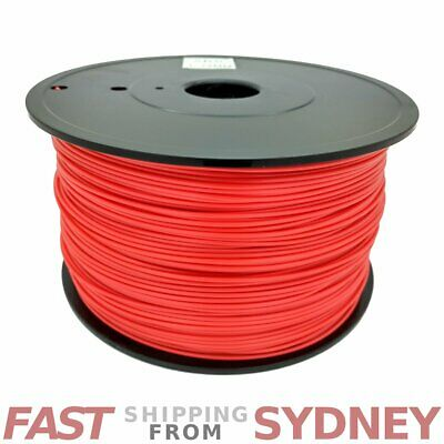 3D Printer Filament ABS 1.75mm Red(Pinkish) 1kg Roll, FAST shipping SYDNEY