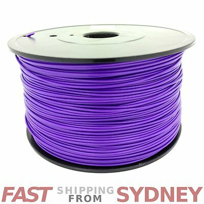 3D Printer Filament ABS 1.75mm Purple 1kg Roll, FAST shipping SYDNEY