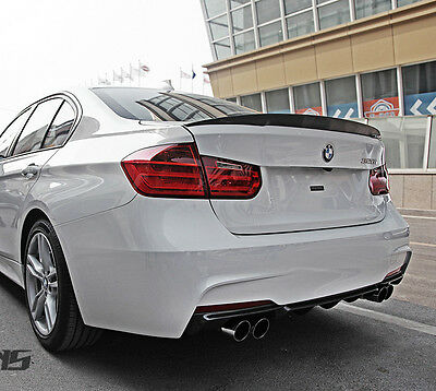 Bmw F30 Boot Spoiler Wing Trunk M3 Csl Performance 3 Series