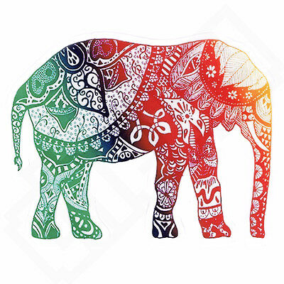 WARM ELEPHANT Skate Sticker Decal for Scooter BMX Wall Laptop Guitar Phone Case