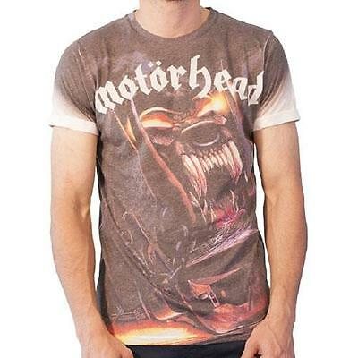 Motorhead - Orgasmatron Sublimation Short Sleeve Mens T-Shirt - New & Official
