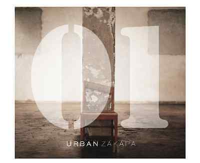 "Urban Zakapa - Vol. 1  "" 01 "" : CD -  Kpop, Artist, R&B, Original New Sealed"