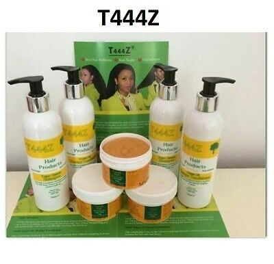 T444Z Hair Food / Shampoo / Conditioner *for Hair Loss Control & Growth*