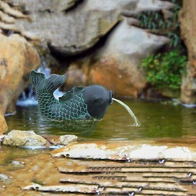 'Fish Spitter Pool' Water Feature