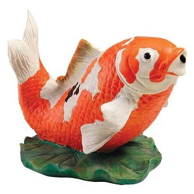 'Jumping Koi Fish' Water Feature