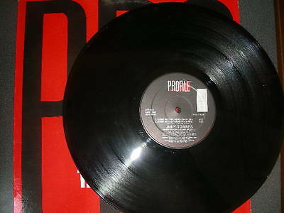"Rap 12"" Rob Base & DJ E-Z Rock ""Get On The Dancefloor (4 Mixes) Profile VG+ 1988"
