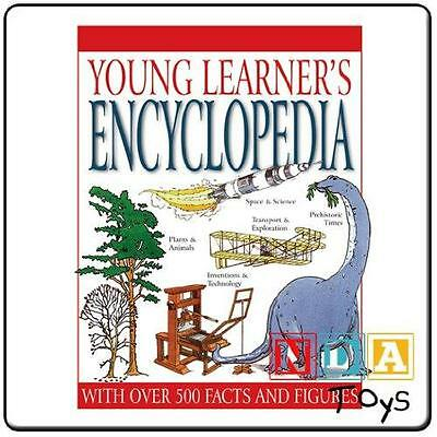 Young Learner's Encylopedia - Childrens  Facts Book - Great Gift