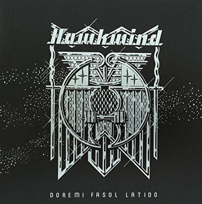 2015 HAWKWIND Doremi Fasol Latido with bonus track JAPAN MINI LP HQ CD