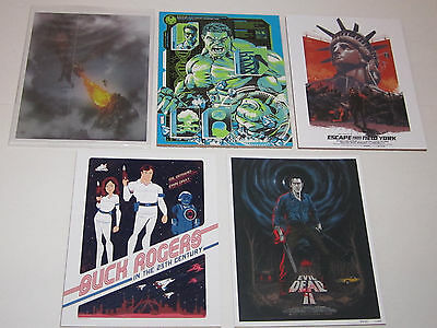 "Loot Crate DX Exclusive 8"" x 10"" Art Print Amazing Variety of Monthly Art Prints"