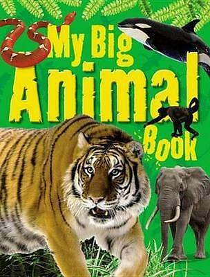 NEW My Big Animal Book By Ticktock Hardcover Free Shipping