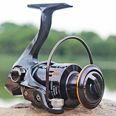Spinning Casting Fishing Reel Saltwater Freshwater Fishing Tackle Gear Reels
