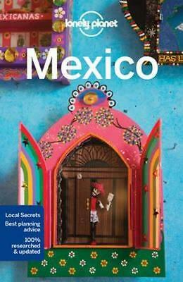 NEW Mexico By Lonely Planet Paperback Free Shipping