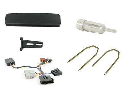 Connects2 Ford Cougar 98 - 04 Single Din Car Stereo Facia kit + Stalk Control