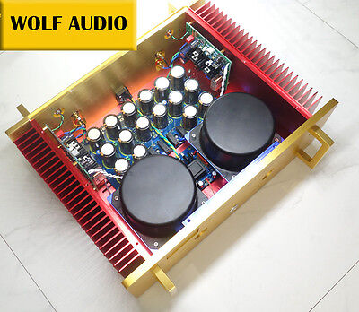 Finished Luxury AMP Two-Channel HIFI Power Amplifier Reference darTZeel NHB-108