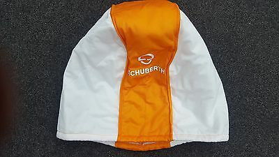 #new #schuberth #2016/17 Motorcycle Protective Helmet Lid Cloth Dust Bag #white
