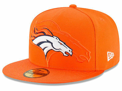 0cf65562994 NEW ERA 59FIFTY NFL Cap Denver Broncos 2016 On Field Sideline Fitted ...
