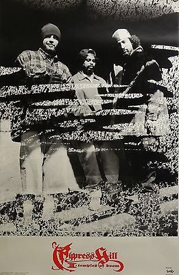 Cypress Hill III 23x35 Temples Of Boom Music Poster 1996