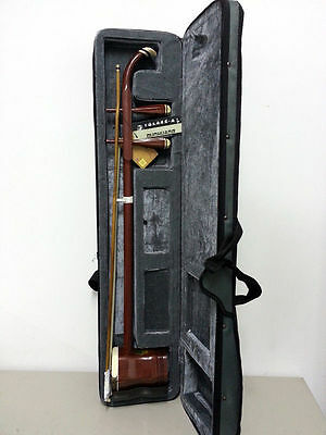 CHINESE TRADITIONAL MUSICAL INSTRUMENT Erhu of brand by free ship + Erhu box