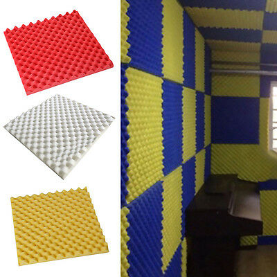 Egg High-density Soundproof Sound Absorption Studio Foam Panel Tile Treatment