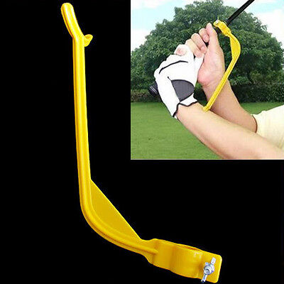 Swingyde Golf Swing Swinging Training Aid Trainer Wrist Control Fix Gesture New