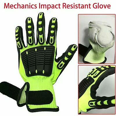 Anti-Vibration GloveLee Concrete builders glove.