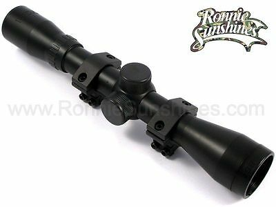 BSA 4 x 32 Special Scope with Mounts