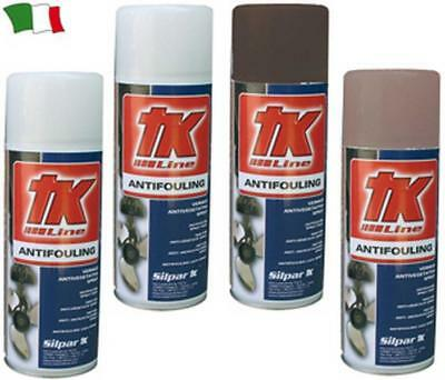 Antivegetativa Spray Tk Antifouling Vari Colori 400 Ml