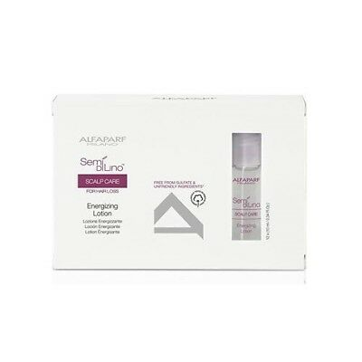 Alfaparf Semi Di Lino Scalp Care Lotion Energisante 12 x 10ml