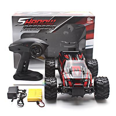 Electric RC Car 1/16 Scale Model 2WD Off Road High Speed Remote Control Car Toy