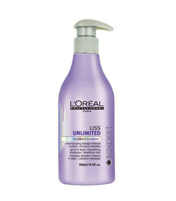 L'OREAL PROFESSIONNEL Liss Unlimited Shampooing 500ml
